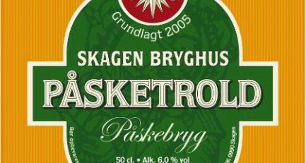 Påsketrold<br />Skagen Bryghus